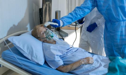 Adecuación de centros médicos para hacer frente a la pandemia