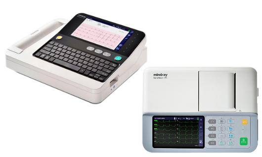 Electrocardiograma BeneHeart R12